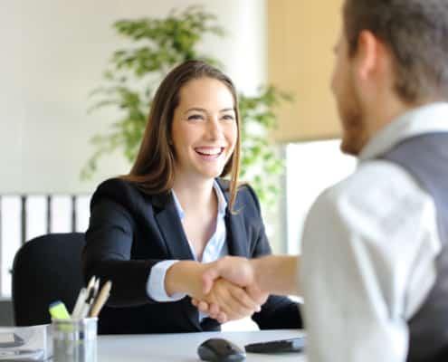 Relacionamento com os clientes